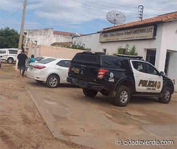 Técnico em enfermagem é assassinado dentro de clínica em Picos - Picos - Cidadeverde.com