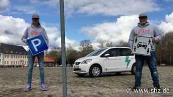 Flow Carsharing: Neun E-Autos zum Leihen – Angebot in Rendsburg startet am Freitag | shz.de - shz.de