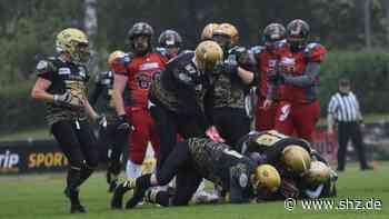 American Football: Die Rendsburg Knights trainieren für den Tag X | shz.de - shz.de