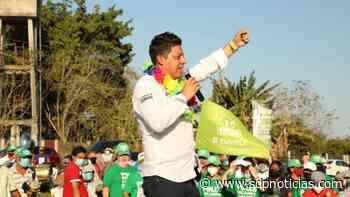 Ricardo Gallardo despega en encuestas rumbo a gubernatura de San Luis Potosí - SDPnoticias.com