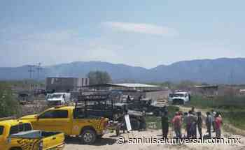 Se mantienen dos incendios forestales activos en San Luis Potosí: Protección Civil | San Luis Potosí - El Universal