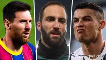 'I understood Messi & Ronaldo perfectly' - Higuain reveals secret to partnership with elite strike duo