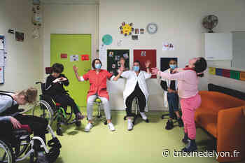 À Caluire-et-Cuire, les enfants, le handicap et le « méchant virus » - Tribune de Lyon