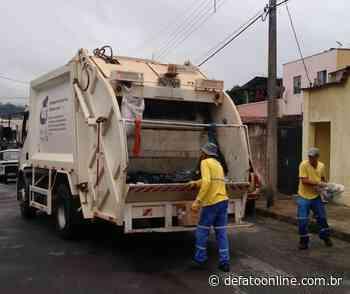 Covid: prefeito de Itabira solicita vacinação dos coletores de lixo ao Ministério da Saúde - DeFato Online