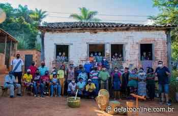 Capoeirão deve ganhar título de utilidade pública em Itabira - DeFato Online