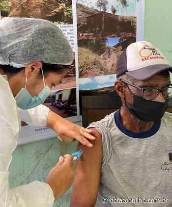 Covid-19: vacinação chega a quilombolas em Itabira - DeFato Online