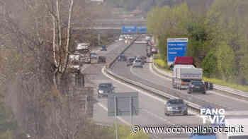 E78: chiuso fino al 30 aprile il tratto Bellocchi-Calcinelli per lavori - Occhio alla Notizia