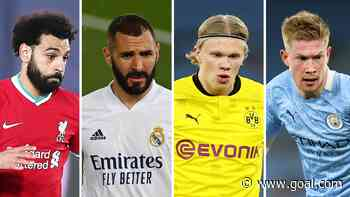 Matchday LIVE: Liverpool vs Real Madrid & Dortmund vs Man City in UEFA Champions League action