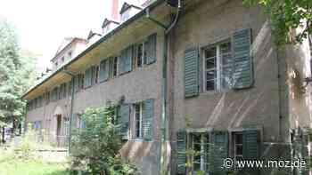 Immobilien: Weiter Fragezeichen um geplante Wohnungen im alten Hospiz in Bad Saarow - moz.de