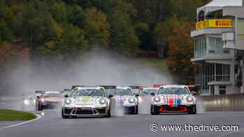 Lawrence Stroll Is Selling Canada's Historic Mont-Tremblant Racing Circuit - The Drive