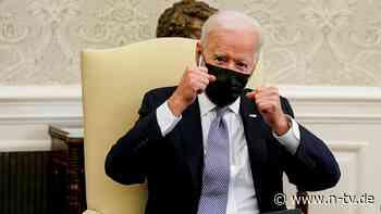 """Biden bekräftigt Truppenabzug: """"Es ist Zeit, Amerikas längsten Krieg zu beenden"""""""
