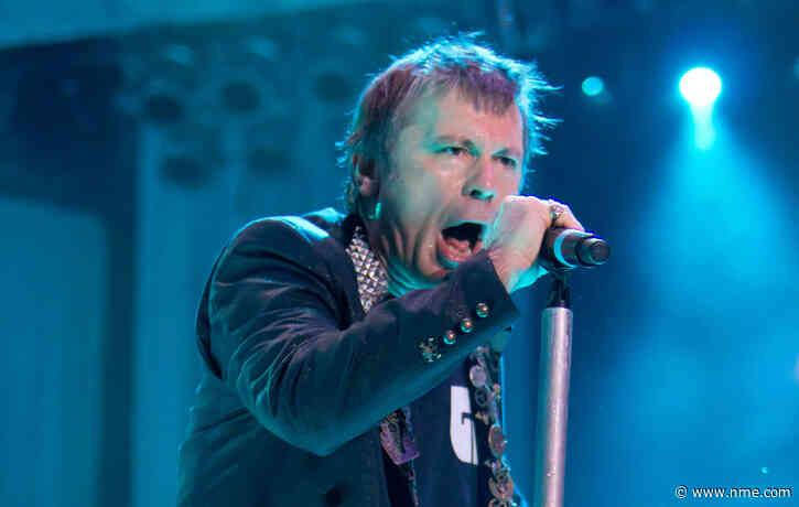 Iron Maiden reschedule European 'Legacy Of The Beast' tour to 2022