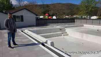 Au camping du Lac à Foix, le nouvel espace aquatique sort la tête de l'eau - LaDepeche.fr