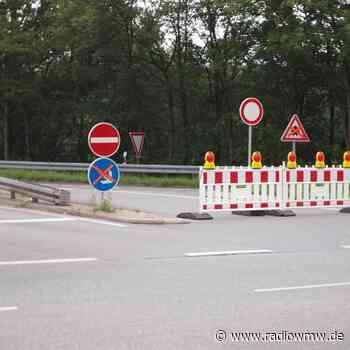 A31: Nach LKW-Unfall zwischen Borken und Reken wieder frei - RADIO WMW