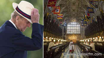 What time is Prince Philip, the Duke of Edinburgh's funeral, and what music and hymns will there be? - Classic FM