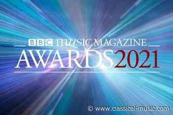 The winners of the 2021 BBC Music Magazine Awards - Classical-Music.com
