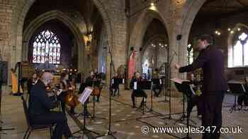 Next Article World premiere to celebrate music festival's 50th year - Wales247