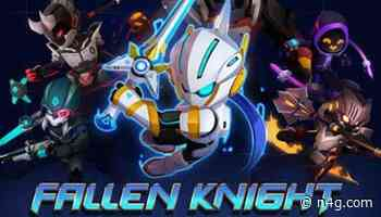 "The side-scrolling action platformer ""Fallen Knight"" is coming to PC & consoles on June 23rd"
