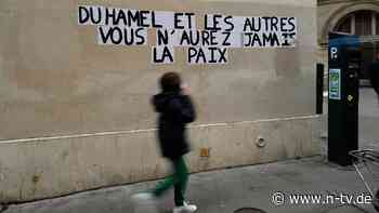 Elite-Skandal in Frankreich: Bekannter Politologe gesteht Missbrauch