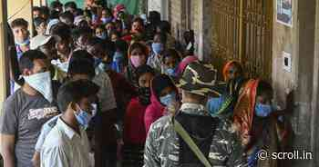 Top 10 Coronavirus updates: EC calls all-party meeting in Bengal for implementation of protocols - Scroll.in