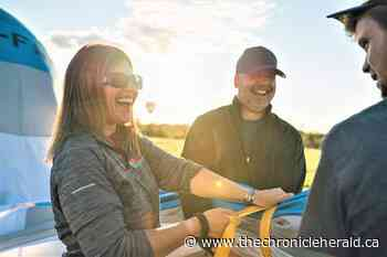 THE PIVOT: Revenue rise at East Coast Balloon Adventures in Wolfville - TheChronicleHerald.ca