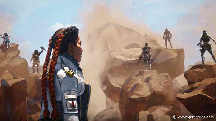 Apex Legends Season 9 Character Possibly Teased In New Trailer