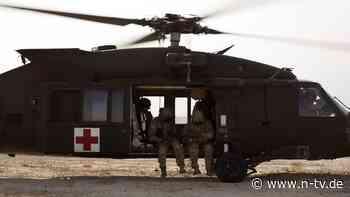 Nach Entscheidung der USA: Nato beginnt Rückzug aus Afghanistan