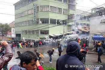 Tras protestas, Defensora del Pueblo recibe pliego de cocaleros liderados por Lluta - La Razón (Bolivia)
