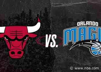 Keys to the Game: Bulls vs Magic (04.14.21)