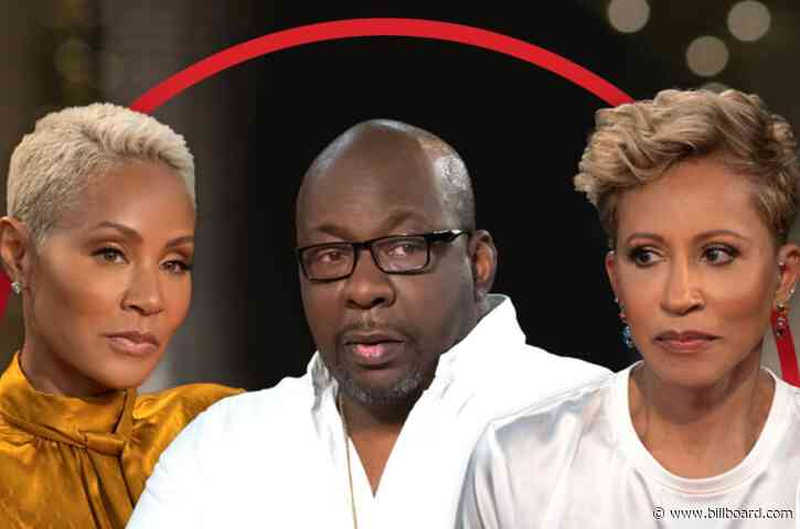 Bobby Brown Unpacks 'Generational' Cycle Behind Whitney Houston & His Kids' Deaths on 'Red Table Talk'