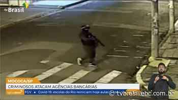 Criminosos assustam moradores de Mococa, interior de São Paulo | Repórter Brasil Tarde | TV Brasil | Notícias - EBC