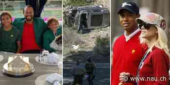 Tiger Woods: Ex-Frau hilft, damit er Kinder täglich sehen kann - Nau.ch