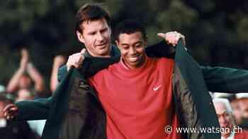13.04.1997: Tiger Woods wird zum jüngsten Masters-Sieger aller Zeiten - watson