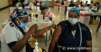 Western Warnings Tarnish Vaccines the World Badly Needs