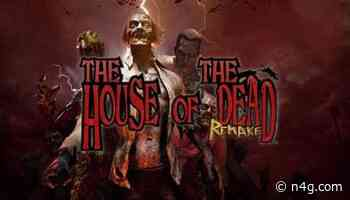 The House of the Dead: Remake confirmed for Switch, debut trailer and screenshots