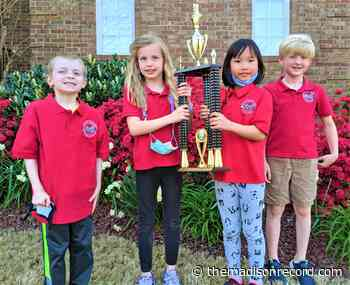 Elementary students excel in play at State Scholastic Chess Championship - The Madison Record - themadisonrecord.com