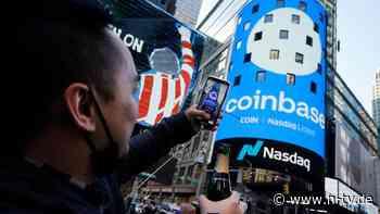 Krypto-Branche auf Erfolgskurs: Coinbase boomt an der Wall Street
