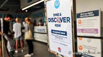 Fewer than 10 per cent of NSW dining and entertainment vouchers redeemed