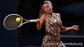 Camila Giorgi: is fashion now more important than tennis? - Tennis World USA