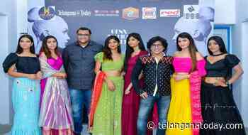 Genx Fashion Week held in Hyderabad - Telangana Today