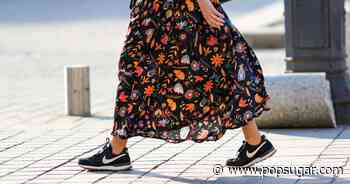 We Can't Stop Wearing Dresses and Sneakers — Here Are 15 Cool Looks to Try Now - POPSUGAR