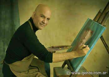 """Gabriel Machado: """"Mis primeras pinturas las hice en La Tablada"""" - Gente"""