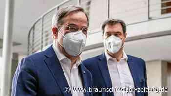 """Newsblog: K-Frage der Union – Lambrecht: Kampf """"erschwert Arbeiten"""""""