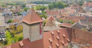 Urlaub dahoam: Endeckungsreise im Turm der Burg Dagestein in Vilseck - Oberpfalz TV