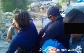 Acusan abuso policial en Zinacatepec - El Sol de Puebla