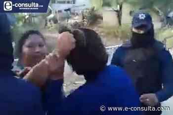 Acuden a llamado de violencia familiar y se desata gresca en Zinacatepec - e-consulta