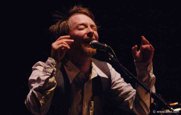 Radiohead dig out Thom Yorke's rare 2005 'From The Basement' solo piano set