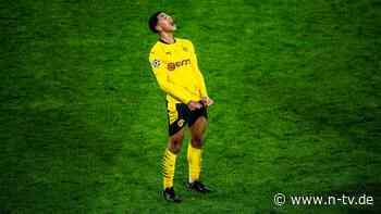 """Manchester City viel zu stark: Cans Hand und Fodens Fuß rauben Dortmunds """"Weltsensation"""""""