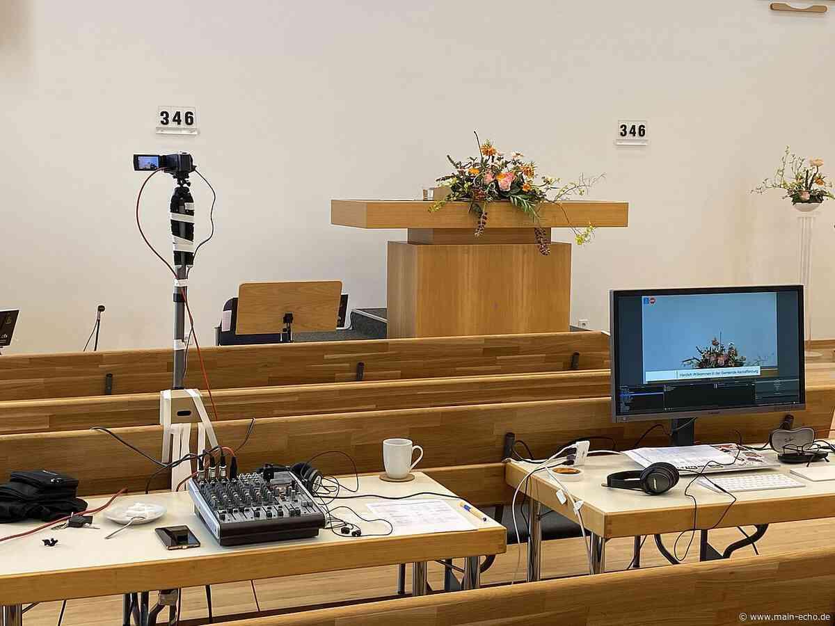 Zentraler Video-Gottesdienst aus der Neuapostolischen Kirche Aschaffenburg - Main-Echo