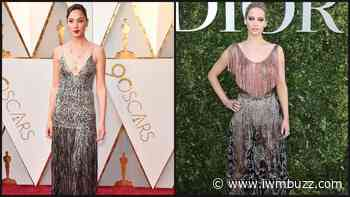 Jennifer Lawrence To Gal Gadot: Which 5 Hollywood Divas Stunned In Fringe Dress Looks? - IWMBuzz
